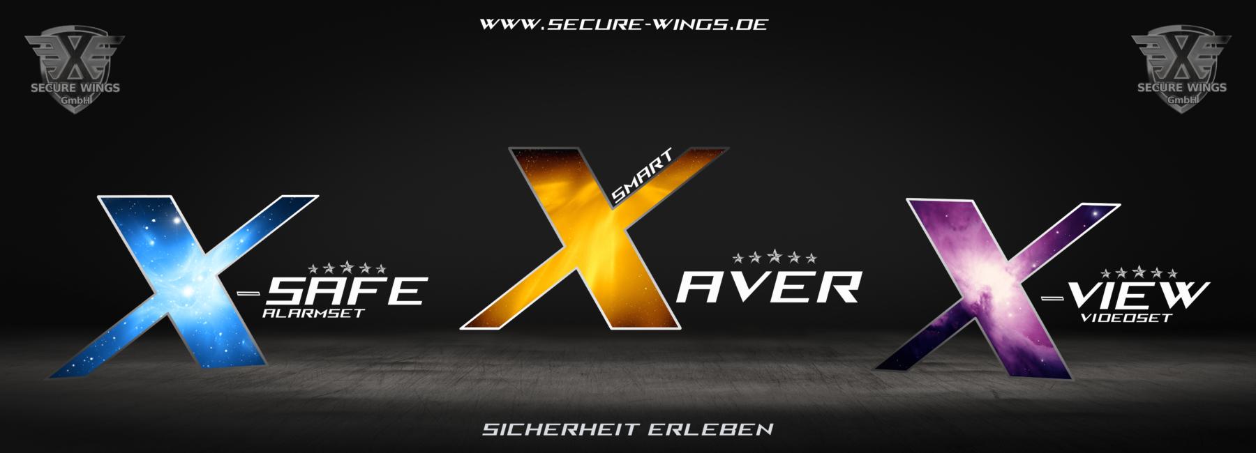 Banner X-Serie komplett